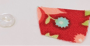 Making a Fabric-Covered Button