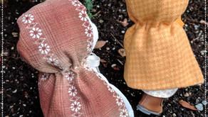 Free Teddy Doll Cloak & Cape Pattern