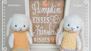 Pumpkin Kisses, Harvest Wishes