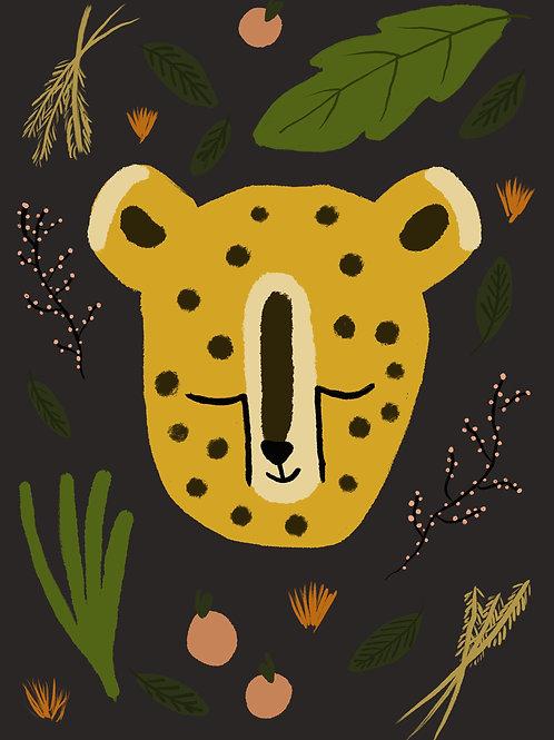 Jungle Cheetah