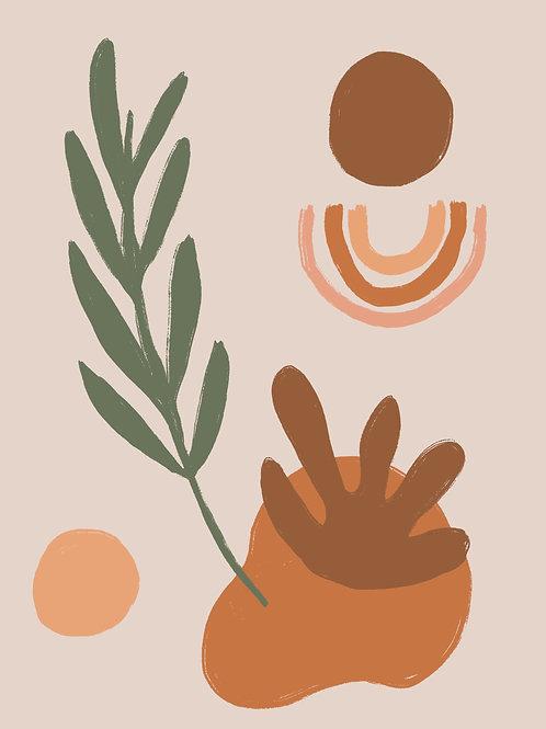 Little Garden Print