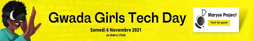 Gwada Girls Tech Day - 2GTD