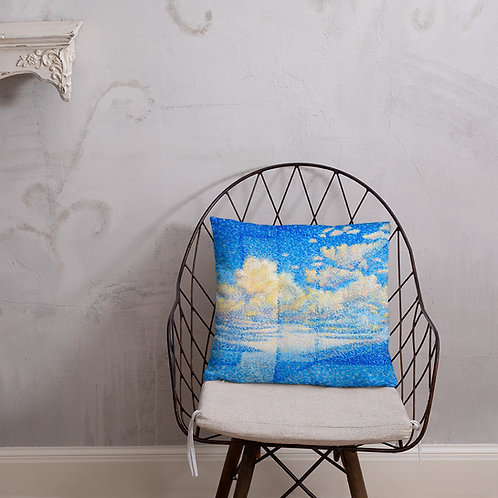 Clouds of hope Pillow set