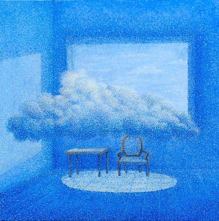 Copy of A dialogue with clouds_24x24inch.jpeg