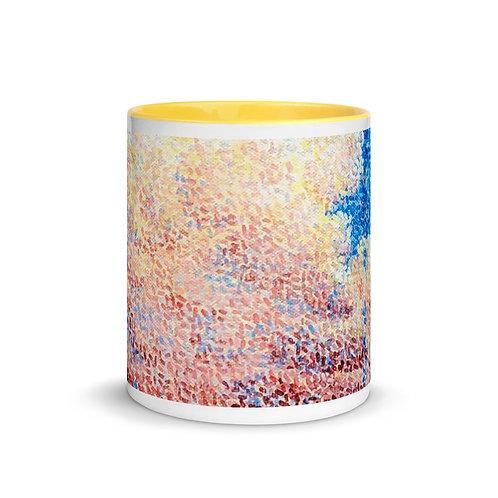 Clouds of hope mug