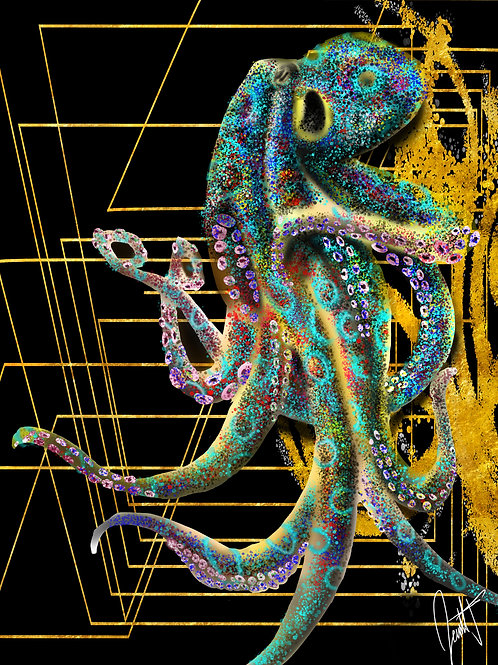 The Golden Octopus