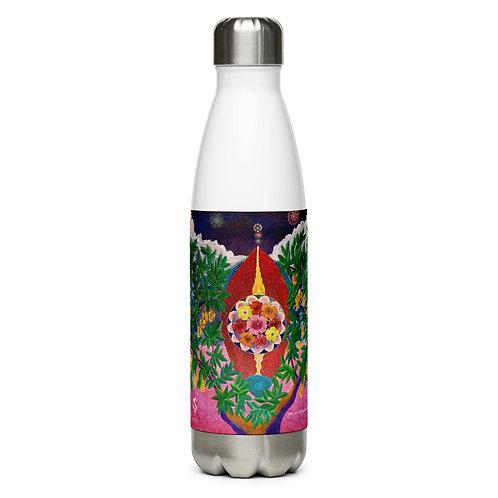 Raul Ortiz Bonilla Stainless Steel Water Bottle