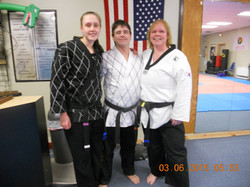Hapkido Students