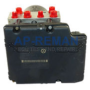 VOLKSWAGEN ATE MK20 ESP ABS light on, wheel speed sensor, solenoid valve, pump motor