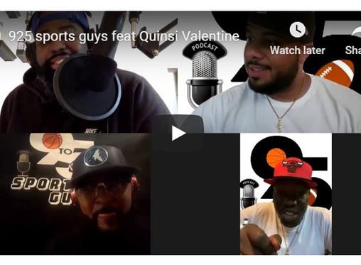 925 Sports Guys - feat Quinsi Valentine