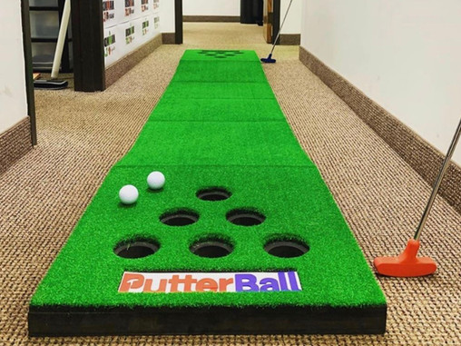 Kill Two Birdies With One keyStone - PutterBall Review