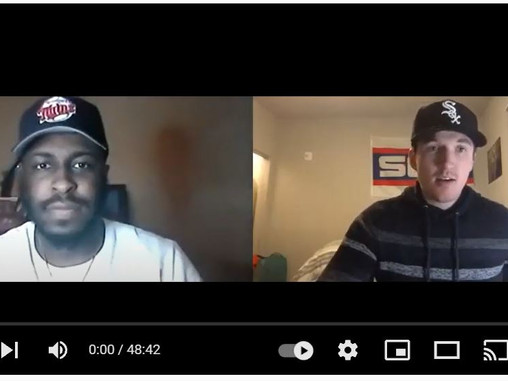#69 - White Sox Therapy Session, Gruden's Emails, & Justin Fields