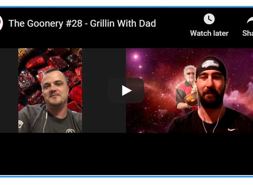 #28 - Grillin With Dad