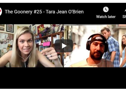 #25 - Tara Jean O'Brien