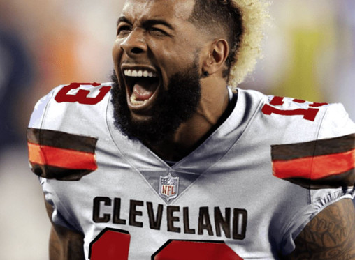 News Roundup: OBJ named NFL's best #2 receiver, CIA or S&M, and a face only a mother could love