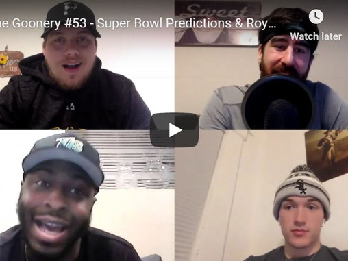 #53 - Super Bowl Predictions & Royal Rumble Fallout