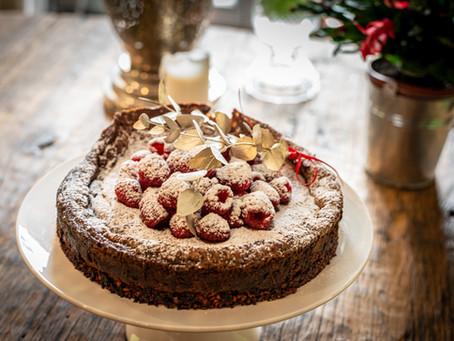 Herrlicher Schokoladenkuchen