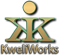 Kweliworks Transparent Logo with Name.pn
