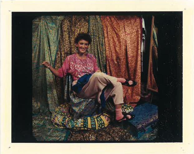 Figure 32. Bronwyn, Designer Aboriginals