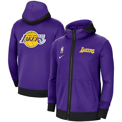 CHAQUETA SHOWTIME LOS ANGELES LAKERS