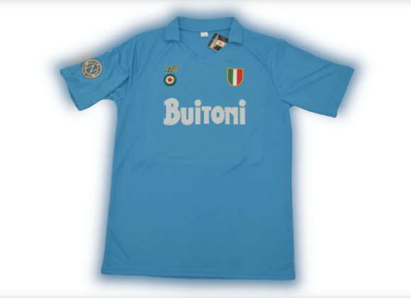 CAMISETA RETRO SSC NAPOLI