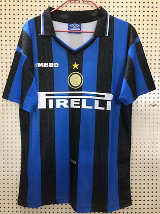 CAMISETA RETRO INTER DE MILAN