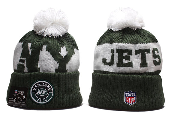 GORRO NEW YORK JETS