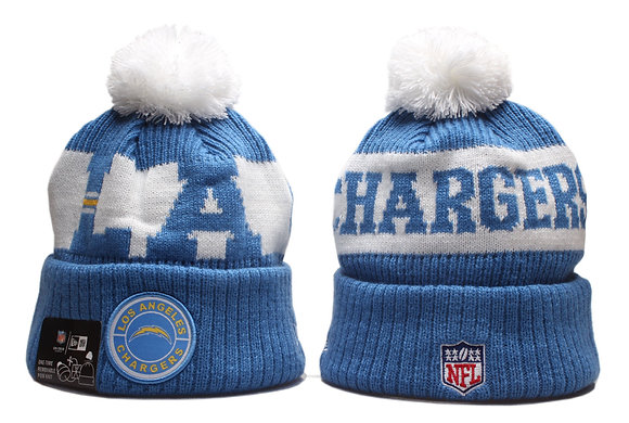 GORRO LOS ANGELES CHARGERS