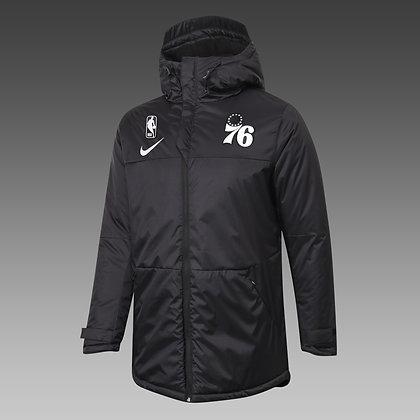 ABRIGO PHILADELPHIA 76ers TALLA:XL