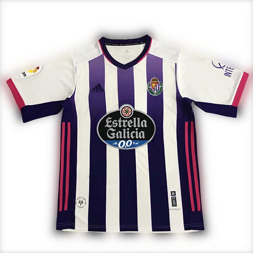 CAMISETA REAL VALLADOLID CF