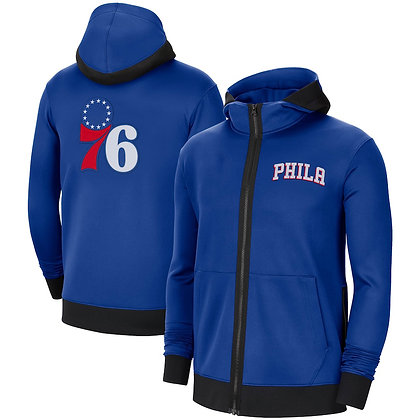 CHAQUETA SHOWTIME PHILADELPHIA 76ers