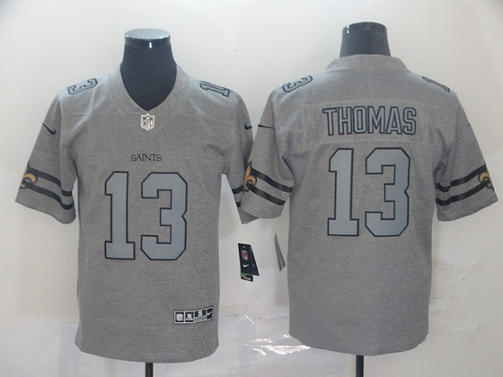 CAMISETA GRAY GRIDIRON MICHAEL THOMAS