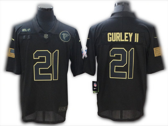 CAMISETA SALUTE TO SERVICE TODD GURLEY