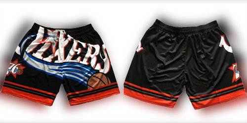 PANTALÓN BIG FACE PHILADELPHIA 76ers