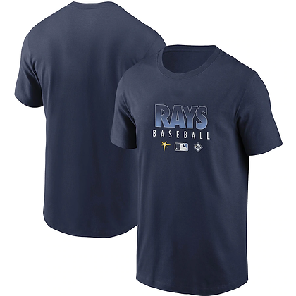 CAMISETA TAMPA BAY DEVIL RAYS