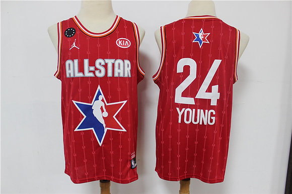 CAMISETA TRAE YOUNG ALL-STAR 2020