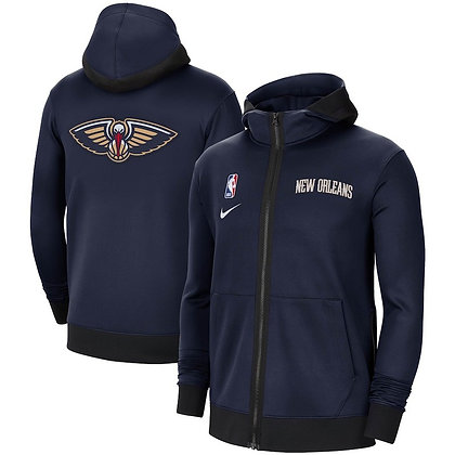CHAQUETA SHOWTIME NEW ORLEANS PELICANS