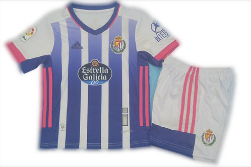 KID KIT REAL VALLADOLID CF