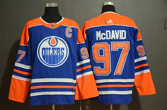 CAMISETA CONNOR McDAVID