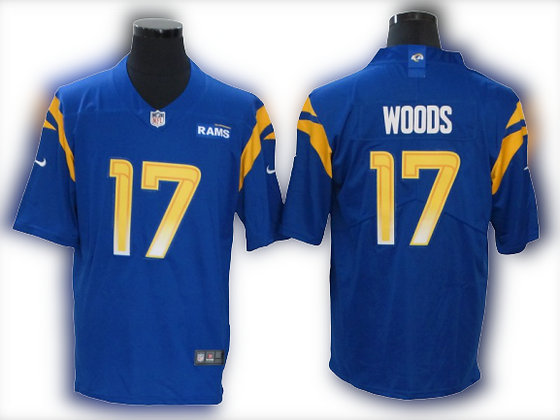 CAMISETA ROBERT WOODS