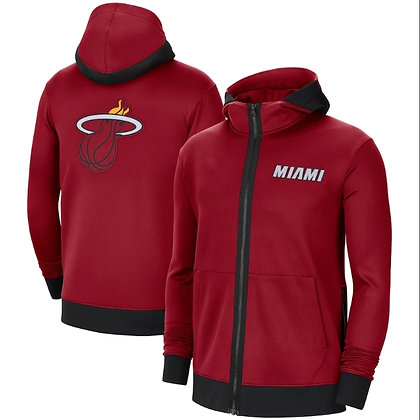 CHAQUETA SHOWTIME MIAMI HEAT
