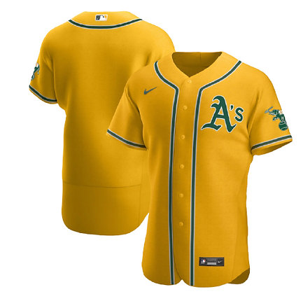 CAMISETA ALTERNATE 1 OAKLAND ATHLETICS