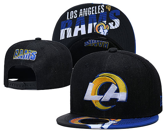 GORRA LOS ANGELES RAMS
