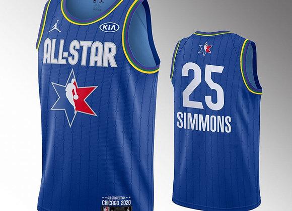 CAMISETA BEN SIMMONS ALL-STAR 2020
