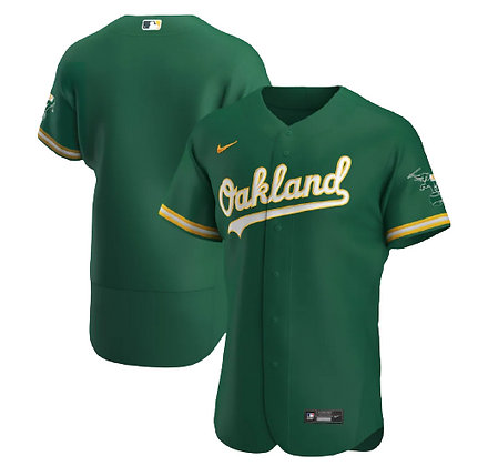 CAMISETA ALTERNATE 2 OAKLAND ATHLETICS