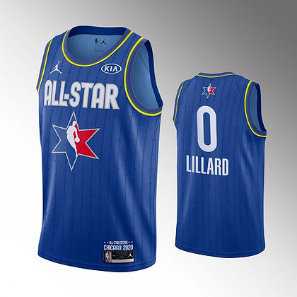 CAMISETA DAMIAN LILLIARD ALL-STAR 2020