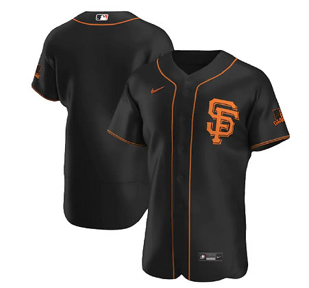 CAMISETA ALTERNATE 2 SAN FRANCISCO GIANTS