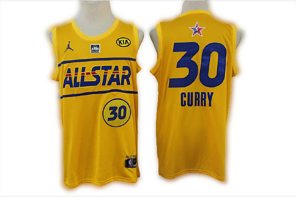 CAMISETA ALL-STAR 2021 STEPHEN CURRY