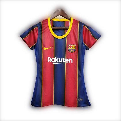 CAMISETA MUJER FC BARCELONA