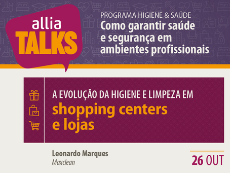 ALLIA Talks 2020 - Shopping Centers e lojas